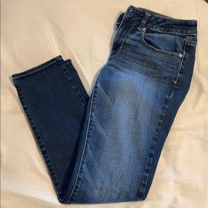 Skin jeans